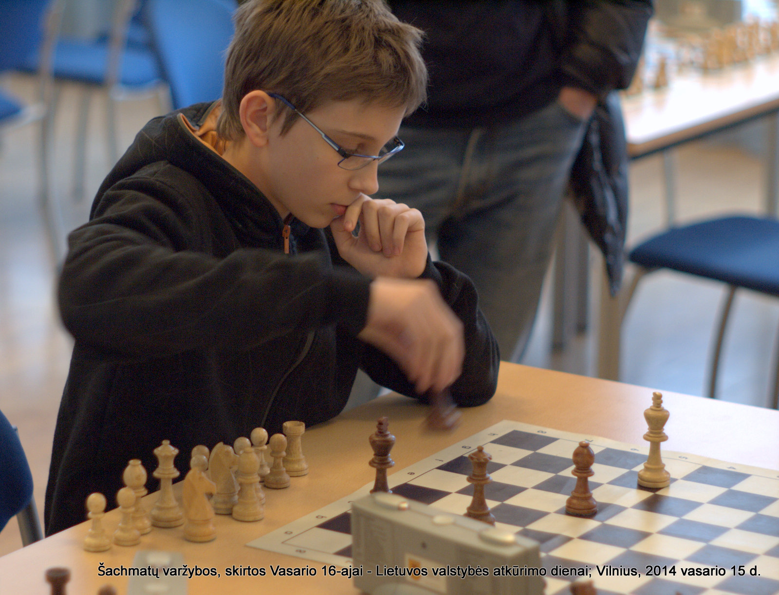 turnyras skirtas Vasario 16-ajai - Lietuvos valstybės atkūrimo dienai - paminėti; 2014-02-15, Vilnius