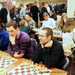 2013 m. atvirasis Lietuvos žaibo šachmatų čempionatas; Emilis Pileckis