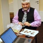 2013 m. atvirasis Lietuvos žaibo šachmatų čempionatas; IO Arvydas Baltrūnas
