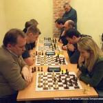 2013 m. atvirasis Lietuvos žaibo šachmatų čempionatas; Vaidas Sakalauskas; Irina Sudakova