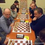 2013 m. atvirasis Lietuvos žaibo šachmatų čempionatas; Vidmantas Matulaitis; IM Vytautas Šlapikas