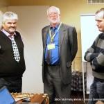 2013 m. atvirasis Lietuvos žaibo šachmatų čempionatas; IO Arvydas Baltrūnas; IA Raimondas Paliulionis; GM Arturs Neiksans