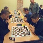 2013 m. atvirasis Lietuvos žaibo šachmatų čempionatas; Tadas Vanagas; Titas Stremavičius