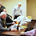 greitųjų šachmatų atvirasis Lietuvos čempionatas, 2013-11-30; Jonas Sidabras; Raimondas Paliulionis; Donatas Vaznonis; Zigmas Bitinas