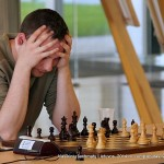 Sigitas Kalvaitis; klasikinių šachmatų Lietuvos 2014 m. čempionatas