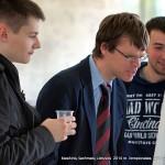 Titas Stremavičius, čempionas Šarūnas Šulskis; klasikinių šachmatų Lietuvos 2014 m. čempionatas