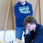 čempionas Šarūnas Šulskis, Mindaugas Beinoras; klasikinių šachmatų Lietuvos 2014 m. čempionatas