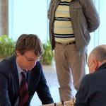čempionas Šarūnas Šulskis, Gintas Zybartas; klasikinių šachmatų Lietuvos 2014 m. čempionatas