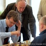 čempionas Šarūnas Šulskis, Vidmantas Mališauskas ; klasikinių šachmatų Lietuvos 2014 m. čempionatas
