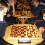 greitųjų šachmatų 2011 m. Lietuvos čempionatas, Šarūnas Šulskis, Tomas Laurušas