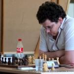 Tautvydas Vedrickas; klasikinių šachmatų Lietuvos 2014 m. čempionatas