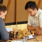 Tomas Laurušas, Vaidas Šetkauskas; klasikinių šachmatų Lietuvos 2014 m. čempionatas