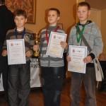 Ukmergiskiu-jaunuciu grupes prizininkai