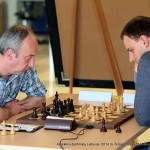 Vidmantas Mališauskas, Vaidas Šetkauskas; klasikinių šachmatų Lietuvos 2014 m. čempionatas