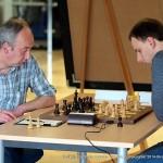 Vidmantas Mališauskas, Vaidas Šedkauskas; klasikinių šachmatų Lietuvos 2014 m. čempionatas