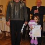 Vyriausias ir jauniausias turnyro dalyvis: Gintautas Jurgis Plungė (Šiauliai) ir Monika Misiuk (Vilnius, 4 metai !)