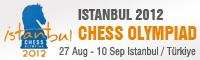 Pasaulio šachmatų Olimpiada 2012