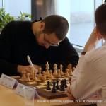 Emilis Pileckis; Emilis Pileckis; klasikinių šachmatų Lietuvos 2014 m. čempionatas