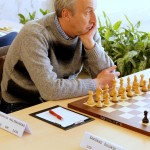 klasikinių šachmatų Lietuvos 2014 m. čempionatas; Vidmantas Mališauskas