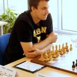 klasikinių šachmatų Lietuvos 2014 m. čempionatas; Tomas Laurušas