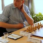 klasikinių šachmatų Lietuvos 2014 m. čempionatas; Sigitas Kalvaitis