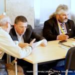 klasikinių šachmatų Lietuvos 2014 m. čempionatas; Aleksandras Černovas, Arvydas Baltrūnas
