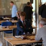 klasikinių šachmatų Lietuvos 2014 m. čempionatas; Šarūnas Šulskis