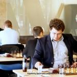 klasikinių šachmatų Lietuvos 2014 m. čempionatas; Tautvydas Vedrickas