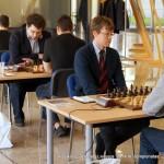 klasikinių šachmatų Lietuvos 2014 m. čempionatas; Titas Stremavičius, Tautvydas Vedrickas, Šarūnas Šulskis