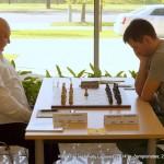 klasikinių šachmatų Lietuvos 2014 m. čempionatas; Aloyzas Kveinys, Mindaugas Beinoras
