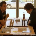 klasikinių šachmatų Lietuvos 2014 m. čempionatas; Tomas Laurušas, Tautvydas Vedrickas