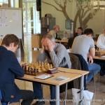 klasikinių šachmatų Lietuvos 2014 m. čempionatas; Šarūnas Šulskis, Vidmantas Mališauskas, Aloyzas Kveinys