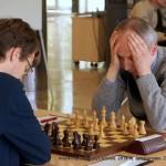 klasikinių šachmatų Lietuvos 2014 m. čempionatas; Šarūnas Šulskis, Vidmantas Mališauskas