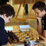 klasikinių šachmatų Lietuvos 2014 m. čempionatas; Tautvydas Vedrickas, Tomas Laurušas