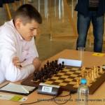 klasikinių šachmatų Lietuvos 2014 m. čempionatas; Titas Stremavičius
