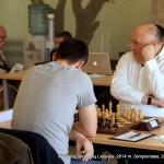 klasikinių šachmatų Lietuvos 2014 m. čempionatas; Aloyzas Kveinys