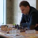 klasikinių šachmatų Lietuvos 2014 m.  čempionatas; Vaidas Šetkauskas