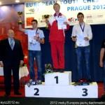 Tomas Laurušas - 3 vieta 2012 metų Europos jaunų šachmatininkų čempionate