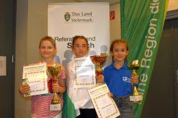 ES vaikų čempionate - plungiškės A.Kontrimaitės sidabras