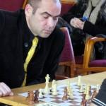 žaibo šachmatų 2011 m. Lietuvos čempionatas, Gintas Zybartas