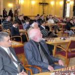 Kauno šachmatininkų draugijos įsteigimo 90-mečio paminėjimas, Jonas Sidabras, Raimondas Paliulionis