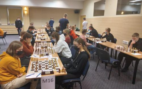Vilniuje įvyko jaunių čempionatai