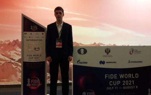 Jukšta FIDE Pasaulio taurėje nusileido vokiečiui