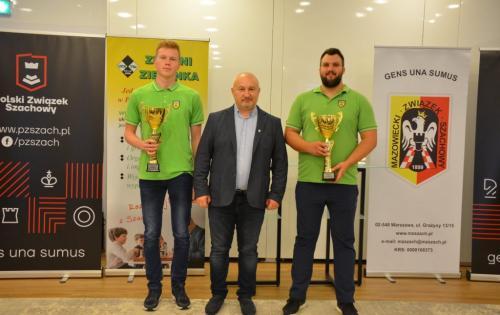 Turnyre Varšuvoje — lietuvių dominavimas ir paskutinė Laurušo GM norma
