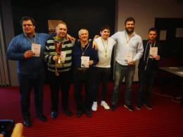 """Lietuvos šachmatų lygoje – """"MRU - ROSK Consulting"""" triumfas"""