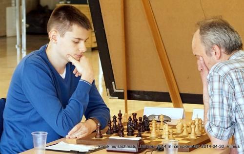 Naujausias Lietuvos didmeistris stengiasi atsiriboti nuo žalingos konkurencijos